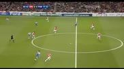 Най - красивият гол на Никлас Бентнер 09.03.2010 Arsenal vs Porto