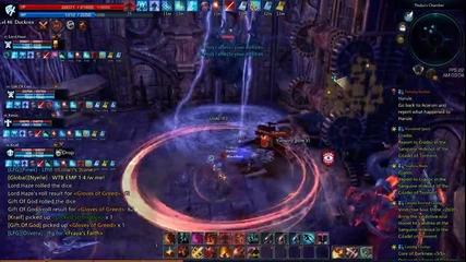 Tera Online - Necromanser's Tomb Последен boss