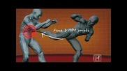 Human Weapon - Mma - Spinning Back Kick