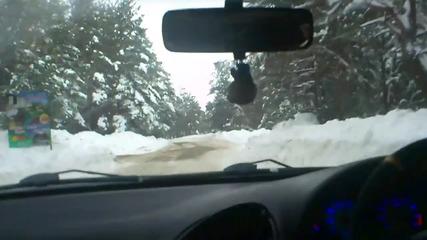 Saxo vts bqla cherkva ss snow