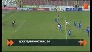 Цска София 2 - 0 Монтана (19.03.2012г.)
