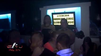 Milica Pavlovic - Mix pesama - (LIVE) - (Club Village, Bec 2014)