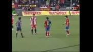 F.c. Barcelona goals 2008/2009