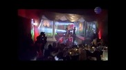 Цветелина Янева - На Практика (промоция на албумa й - На първо място) + текст