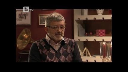 Интервю с Емил Измирлиев, автор на
