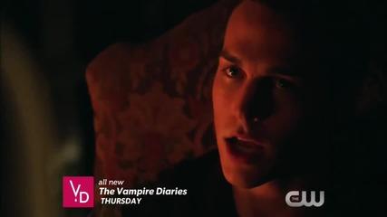 Удължено промо! The Vampire Diaries Season 6 Episode 4