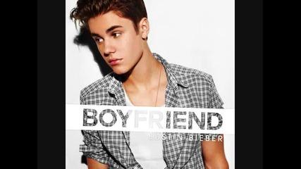 Boyfriend - Justin Bieber+текст и превод