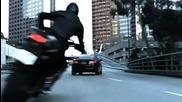Смях Audi гаврят конкуренцията - реклама с участието на Jason Statham от Транспортер