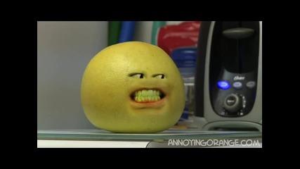 Досадния портокал 7: Екзотичните плодове