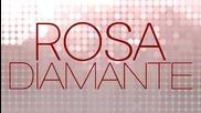 Текст и Превод !!! Eli Flores - Rosa Diamante