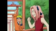Naruto - Епизод 21 - Кой Си Ти? Нови Силни Противници Bg Audio