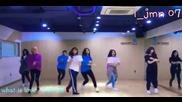 random dance kpop mirrored 1