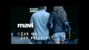 new! Kivanc Tatlitug - Mavi Jeans Reklama 2011