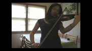 Linkin Park -  Leave Out All The Rest  (violin Cover)