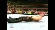 Edge Vs Kane (edge & Lita First Kiss /hot/