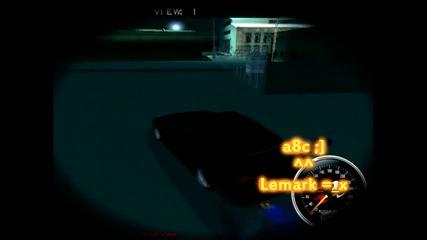 lemark[a8c]..wild drifting and maxangle