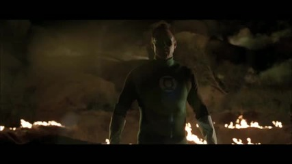 The Green Lantern Movie Trailer [hq]