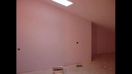 Ремонт на таванска стая