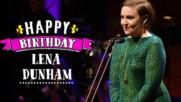 'Woman of controversy' Lena Dunham turns 33