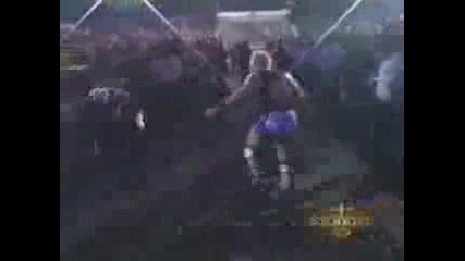 Wcw Nitro - Diamond Dallas Page Vs Jeff Jarrett Cage Match
