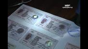 Антимафиоти задържаха шестима мъже източвали големи суми от банкови сметки