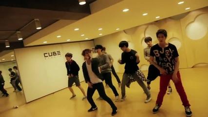 Btob - Wow ( Dance Practice )