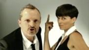 Miguel Bose - Como un lobo [Dueto 2007] (Video clip) (Оfficial video)
