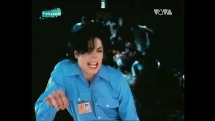 Michael Jackson - They don`t care about us ( Prison Version )