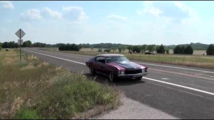 1972 Chevrolet Chevelle 454