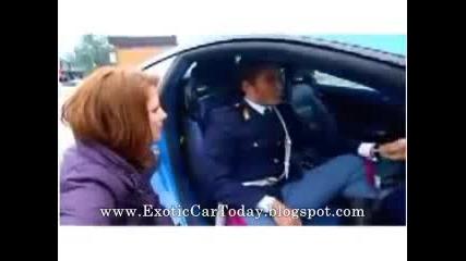 Една От Най - Скъпите Полицейски Коли
