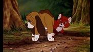 Лисицата и хрътката - Детски анимационен филм Бг Аудио 1981