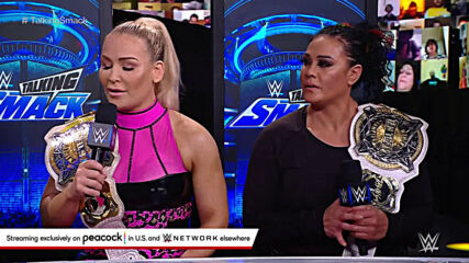 Tamina & Natalya share heartfelt message for the WWE Universe: WWE Talking Smack, May 15, 2021