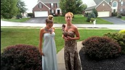 The Sassy Evening Gown Ice Bucket Challenge!!!