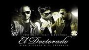 *превод* Tony Dize Ft. Don Omar & Ken Y - El Doctorado (official Remix)