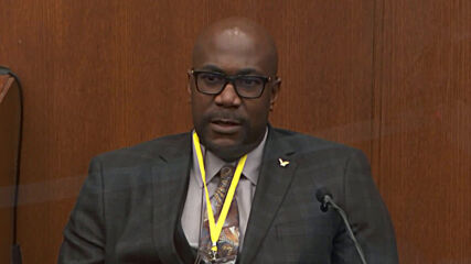 USA: George Floyd's brother gives emotional testimony during Chauvin trial