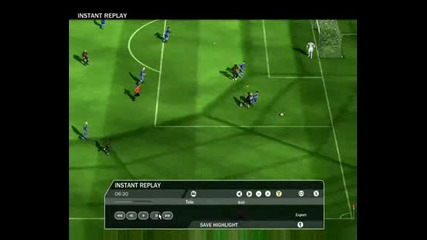 Fifa 09 Goal