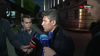 Балъков: Локомотив Пловдив бе по-освободен