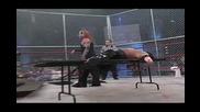 Tna култови мачове:tna Lockdown 2005-jeff Hardy vs Raven