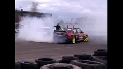 Super Drift Series - Round 1 (8.4.2012)