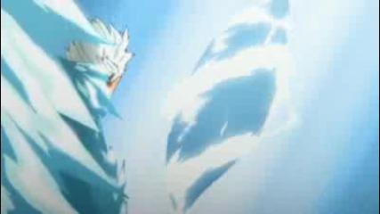 Bleach Manga 355 Halibel vs Hitsugaya Fan Animation