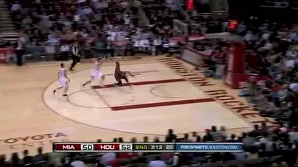 Heat @ Rockets 30.12.10