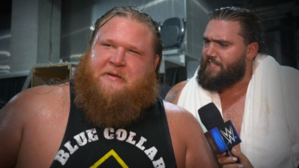 Heavy Machinery ready for celebration feast: WWE.com Exclusive, Sept. 17, 2019