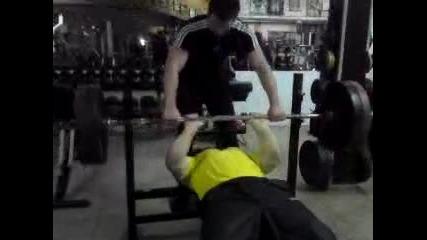 Tesen hvat triceps s s 110kg