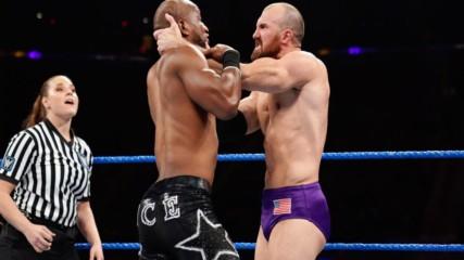 Oney Lorcan vs. Tony Isner: WWE 205 Live, July 23, 2019