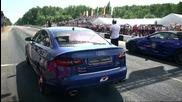 Audi R S 6, Porsche 911 Turbo, Porsche 911 Turbo ( Toп 3 най-бързи тунинговани A W D коли)