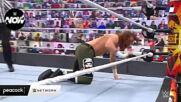 WWE Now en Français: Les Résultats de WWE Hell in a Cell