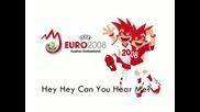 Uefa Euro 2008 - Can you hear me