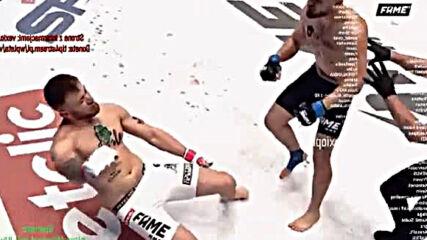 Дисквалифицираха ММА боец след брутален нокаут с непозволен ритник