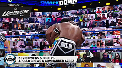 Roman Reigns and Rey Mysterio bring Hell in a Cell battle to SmackDown: WWE Now, June 18, 2021
