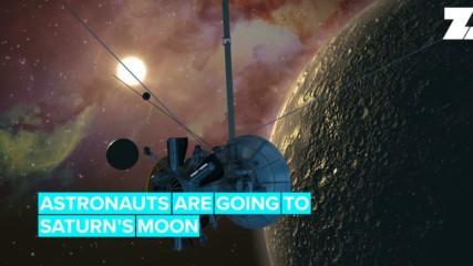 NASA's next destination in 2026: Titan